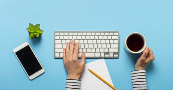Seis dicas para melhorar a produtividade trabalhando em casa