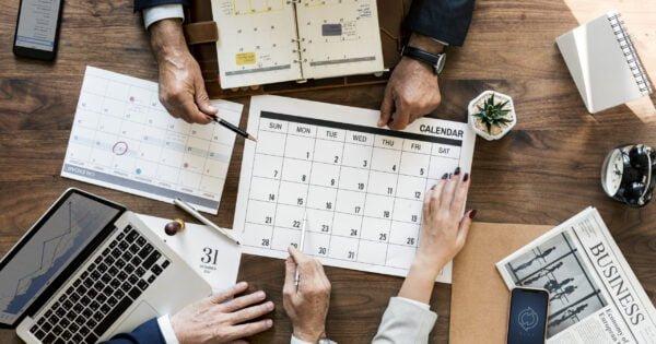 O Facebook fornece dicas e um modelo para um calendário de conteúdo eficaz